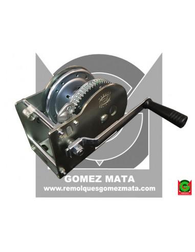 Cabrestante Goliath 9N1 manual con trinquete